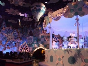 It's a small world!